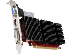 PowerColor Go! Green Radeon HD 5450 DirectX 11 AX5450 2GBK3-SHV7E 2GB 64-Bit DDR3 PCI Express 2.1 HDCP Ready CrossFireX Support Low Profile Video Card