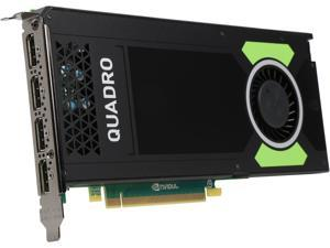 PNY Quadro M4000 VCQM4000-PB 8GB 256-bit GDDR5 PCI Express 3.0 x16 Full Height Workstation Video Card
