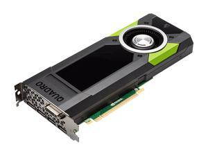 PNY Quadro M5000 VCQM5000-PB 8GB 256-bit GDDR5 PCI Express 3.0 x16 Full Height Workstation Video Card