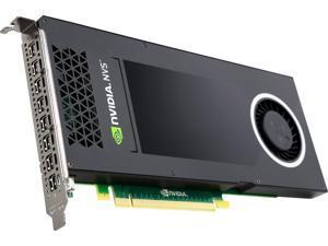 PNY NVS 810 VCNVS810DP-PB 4GB 128-bit DDR3 PCI Express 3.0 x16 ATX Workstation Video Card