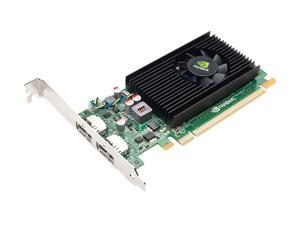 PNY NVS Quadro NVS 310 VCNVS310DP-PB 512MB 64-bit DDR3 PCI Express 2.0 x16 Workstation Video Card