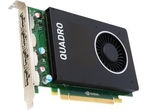 PNY Quadro M2000 VCQM2000-PB 4GB 128-bit GDDR5 PCI Express 3.0 x16 Workstation Video Card