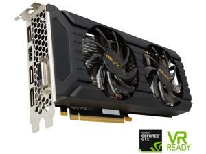 PNY GeForce GTX 1060 DirectX 12 VCGGTX10606PB 6GB 192-Bit GDDR5 PCI Express 3.0 Video Card