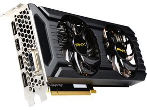 PNY GeForce GTX 1060 DirectX 12 VCGGTX10603PB 3GB 192-Bit GDDR5 PCI Express 3.0 x16 Video Card