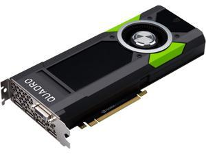 PNY Quadro P5000 VCQP5000-PB 16GB 256-bit GDDR5X PCI Express 3.0 x16 Full Height Video Card - Workstation