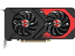 PNY GeForce GTX 1050 Ti DirectX 12 VCGGTX1050T4XGPB-OC 4GB 128-Bit GDDR5 PCI Express 3.0 x16 HDCP Ready XLR8 Gaming Overclocked Edition