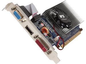ECS GeForce GT 610 GT610C-1GR3-QFT(v1.0) Video Card