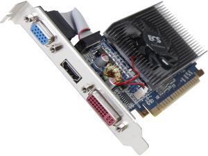 ECS GeForce GT 610 GT610C-2GR3-QFT Video Card