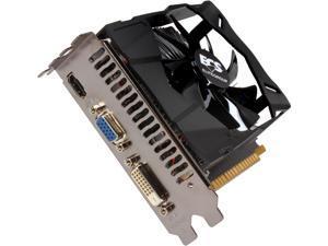 ECS GeForce GTX 650 GTX650-1GR5-YFM (V1.0) Video Card