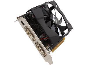 ECS GeForce GTX 650 Ti GTX650TI-1GR5-YFM Video Card