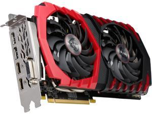 MSI Radeon RX 470 DirectX 12 RX 470 GAMING X 4G 4GB 256-Bit GDDR5 PCI Express 3.0 x16 HDCP Ready CrossFireX Support ATX Video Card