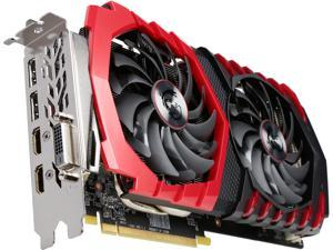 MSI Radeon RX 470 DirectX 12 RX 470 GAMING X 8G 8GB 256-Bit GDDR5 PCI Express 3.0 x16 HDCP Ready CrossFireX Support ATX Video Card