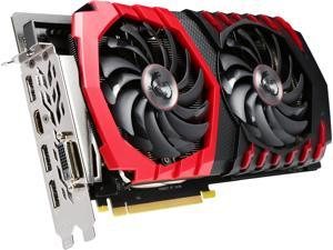 MSI GeForce GTX 1060 DirectX 12 GTX 1060 GAMING X 3G 3GB 192-Bit GDDR5 PCI Express 3.0 x16 HDCP Ready ATX Video Card