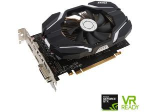 MSI GeForce GTX 1060 DirectX 12 GeForce GTX 1060 3G OCV1 3GB 192-Bit GDDR5 PCI Express 3.0 x16 HDCP Ready Video Cards