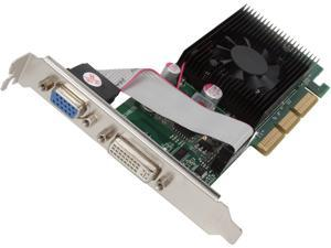 JATON GeForce 6200A 3DForce 6200Xe-DVI 512MB 64-Bit DDR2 AGP 4X/8X Low Profile Ready Video Card