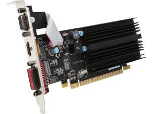 XFX One R-Series Radeon HD 5450 A12 DirectX 11 ON-XFX1-DLX2 2GB 64-Bit DDR3 PCI Express 2.1 Low Profile Ready Deluxe Edition Video Card