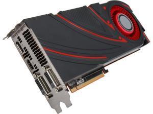 XFX R9-290X ENFC Radeon R9 290X 4GB 512-Bit GDDR5 PCI Express 3.0 CrossFireX Support Video Card