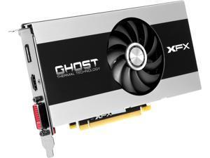 XFX R7-250E-ZNP4 Radeon R7 250E 1GB 128-Bit GDDR5 PCI Express 3.0 x16 Support 3 Monitors Video Card