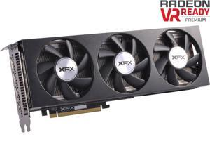 XFX Radeon R9 Fury DirectX 12 R9-FURY-4TF9 4GB 4096-Bit HBM PCI Express 3.0 CrossFireX Support Triple Dissipation Video Card