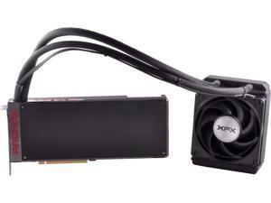 XFX Radeon Pro Duo R9-PROD-8VRW 8GB 4096-Bit HBM PCI Express 3.0 CrossFireX Support Video Card