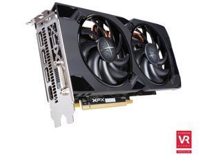 XFX Radeon RS RX 480 DirectX 12 RX-480P4LFB6 4GB 256-Bit GDDR5 PCI Express 3.0 CrossFireX Support Video Card
