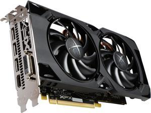 XFX Radeon RX 470 RS Black Edition True OC DirectX 12 RX-470P437BM 4GB 256-Bit GDDR5 PCI Express 3.0 CrossFireX Support Video Card