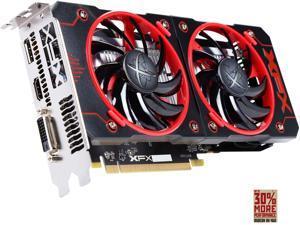 XFX Radeon RX 460 DirectX 12 RX-460P2DFG5 2GB 128-Bit GDDR5 PCI Express 3.0 CrossFireX Support Video Card