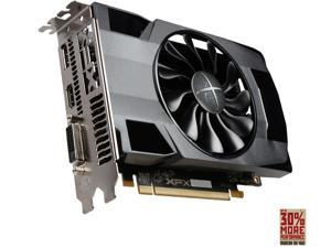 XFX Radeon RX 460 True OC DirectX 12 RX-460P2SFG5 2GB 128-Bit GDDR5 PCI Express 3.0 CrossFireX Support Video Card