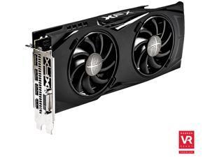 XFX Radeon RX 480 DirectX 12 RX-480P8DFA6 8GB 256-Bit GDDR5 PCI Express 3.0 CrossFireX Support GTR Triple X Video Card