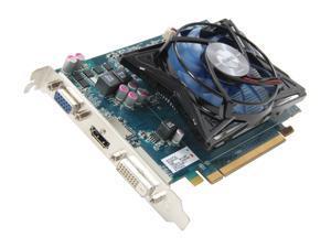 HIS iCooler Radeon HD 7750 H775FS2G Video Card