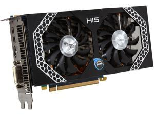 HIS iPower IceQ X² Turbo Radeon R9 270 DirectX 11.2 H270QMT2G2M 2GB 256-Bit GDDR5 PCI Express 3.0 x16 HDCP Ready CrossFireX Support Video Card