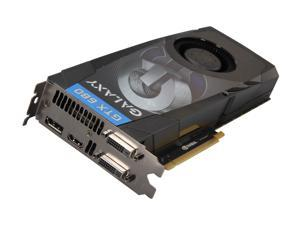 Galaxy GeForce GTX 680 68NPH6DV5ZGV Video Card