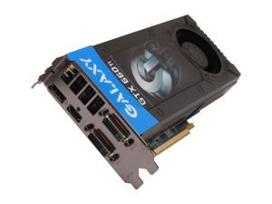 Galaxy GeForce GTX 660 Ti 66NPH7DV6XXZ Video Card