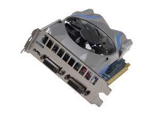 Galaxy GeForce GTX 650 Ti 65IGH8DL7AXX Video Card