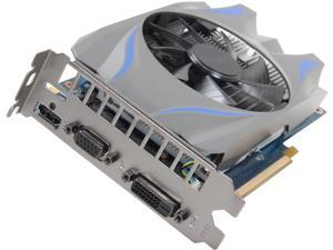 Galaxy GeForce GTX 650 Ti BOOST 65NPH7DN7WGU Video Card