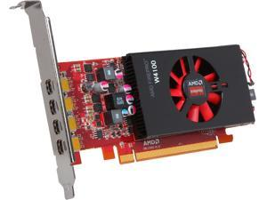 AMD FirePro W4100 100-505979 2GB 128-bit GDDR5 PCI Express 3.0 x16 Workstation Video Card