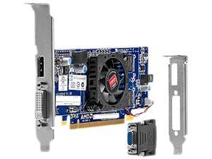 HP Radeon HD 7450 Graphic Card - 1 GB DDR3 SDRAM - PCI Express 2.0 x16 - Low-profile