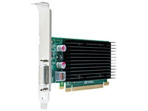 HP NVS 300 BV456AA 512MB DDR3 PCI Express x16 Plug-in CardLow-profile Video Card