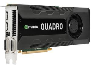 HP C2J95AT Quadro K5000 4GB GDDR5 PCI Express 2.0 x16 Full-height Smart Buy Video Card