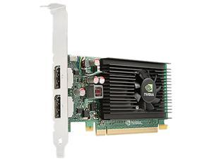 HP A7U59AT Quadro NVS 310 512MB DDR3 PCI Express 2.0 x16 Low Profile Graphics Card