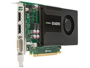 HP Quadro K2000 C2J93AT 2GB 128-bit GDDR5 PCI Express 2.0 x16 Plug-in Card Graph Smart Buy