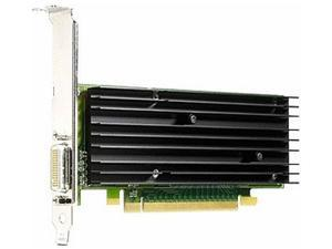HP Quadro NVS 290 KG748AA 256MB 64-bit DDR2 PCI Express x16 Plug-in card Workstation Video Card
