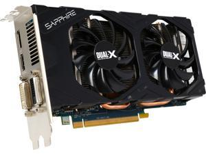 SAPPHIRE Radeon HD 7850 DirectX 12 11200-14-CPO 2GB 256-Bit GDDR5 PCI Express 3.0 CrossFireX Support Graphics Card