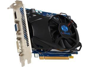 SAPPHIRE Radeon HD 6670 DirectX 11 11192-94-90R 2GB 128-Bit DDR3 PCI Express 2.1 Video Card
