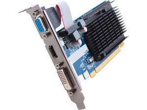 SAPPHIRE Radeon R5 230 DirectX 11 100372L 1GB 64-Bit DDR3 PCI Express 3.0 Video Card