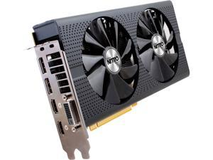 SAPPHIRE NITRO+ Radeon RX 470 100407NT+4GOCL 4GB 256-Bit GDDR5 PCI Express 3.0 x16 HDCP Ready Video Card