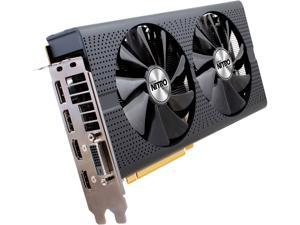 SAPPHIRE NITRO+ Radeon RX 470 DirectX 12 11256-02-20G 8GB 256-Bit GDDR5 PCI Express 3.0 x16 CrossFireX Support Video Card
