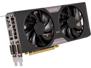 EVGA SuperClocked 02G-P4-3765-RX GeForce GTX 760 2GB 256-Bit GDDR5 PCI Express 3.0 SLI Support w/ EVGA ACX Cooler Video Card
