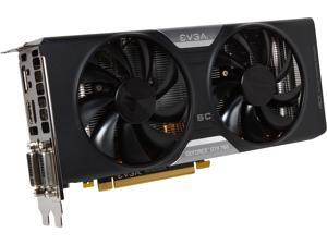 EVGA SuperClocked GeForce GTX 760 02G-P4-3765-RX w/ EVGA ACX Cooler Video Card