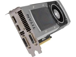 EVGA GeForce GTX TITAN BLACK 06G-P4-3790-KR Video Card